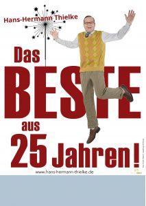 Hans-Hermann Thielke - Plakat - Das Beste aus 25 Jahren A1_release