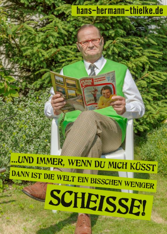 """Hans-Hermann Thielke """"Immer"""""""