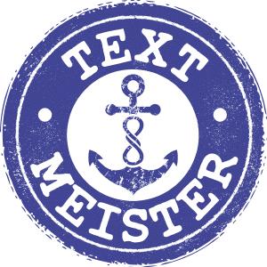 Logo Text Meister